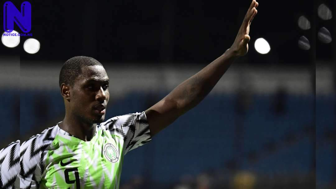 Ighalo snubs Man Utd, names club that gave high point of his career ODION-IGHALO