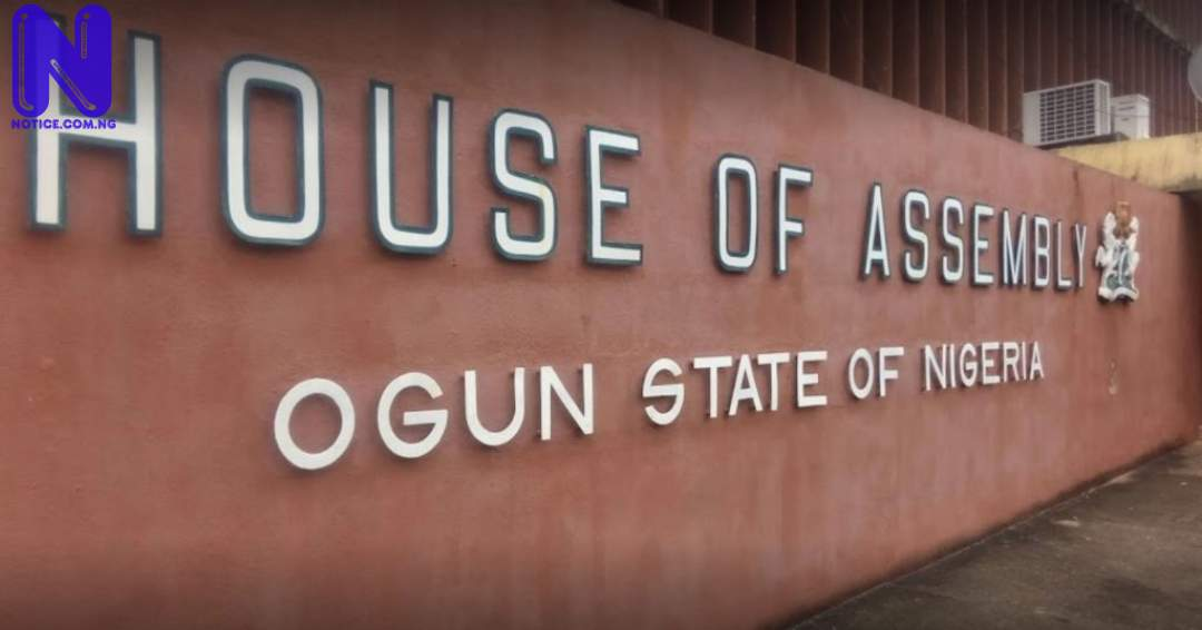 VAT bill passes first, second readings in Ogun Assembly OGUN-STATE-HOUSE-OF-ASSEMBLYOGUN-ASSEMBLY59291