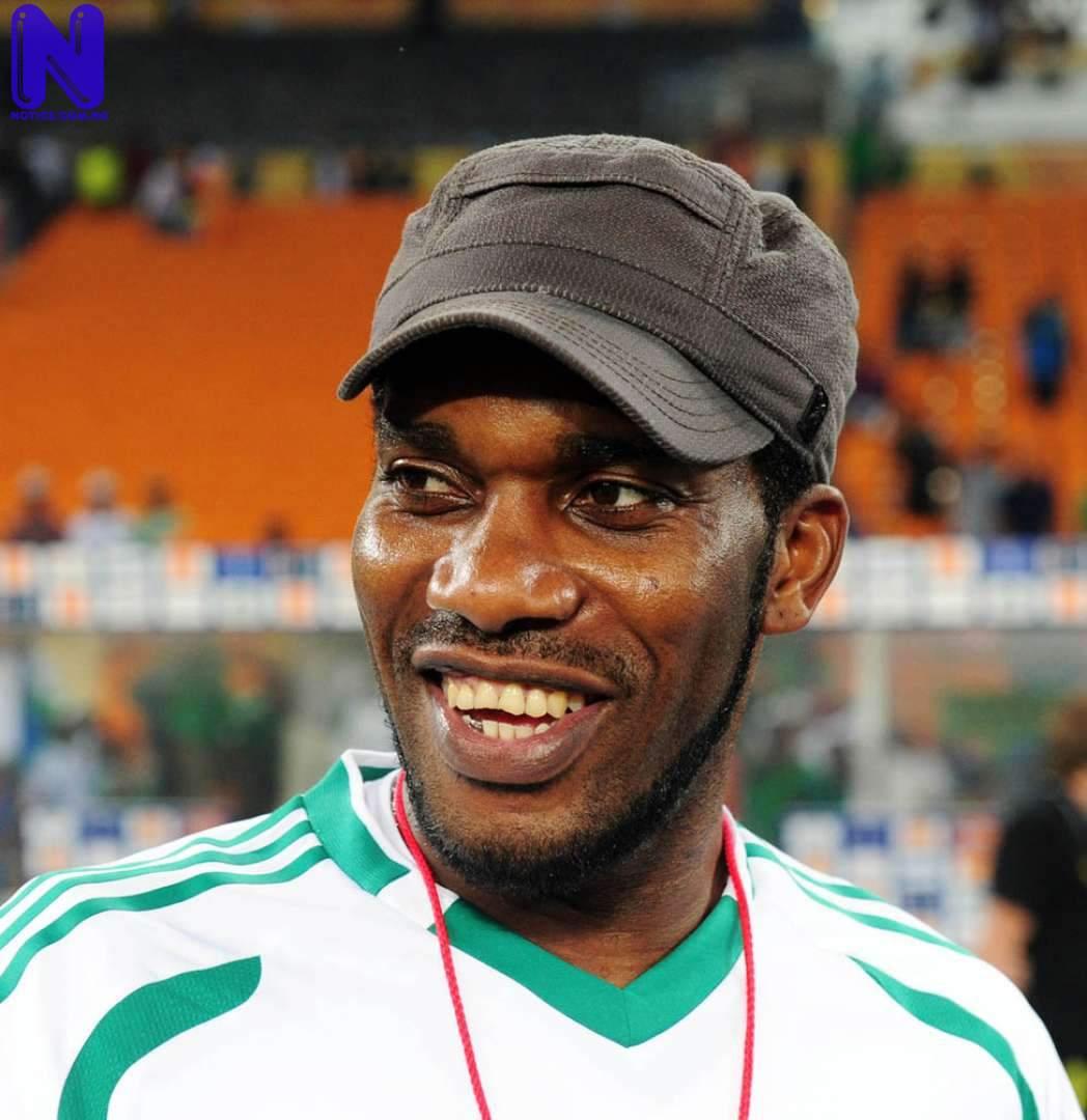 Jay Jay Okocha is a disgrace – Nigerian pastor blasts Super Eagles legend (VIDEO) OKOCHA