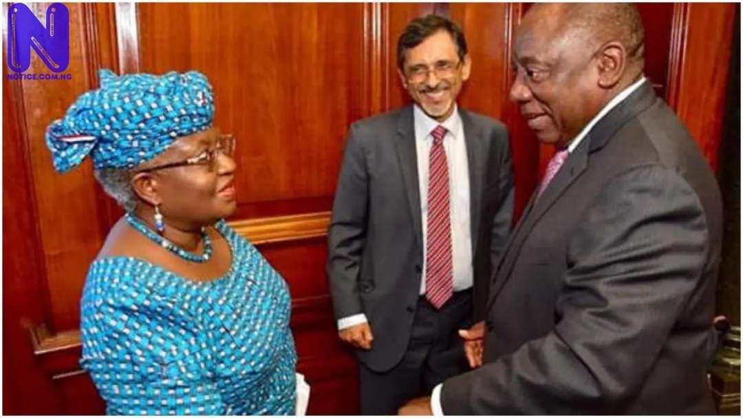 WTO DG Okonjo-Iweala appoints 4 deputies from US, China, others OKONJO-IWEALA