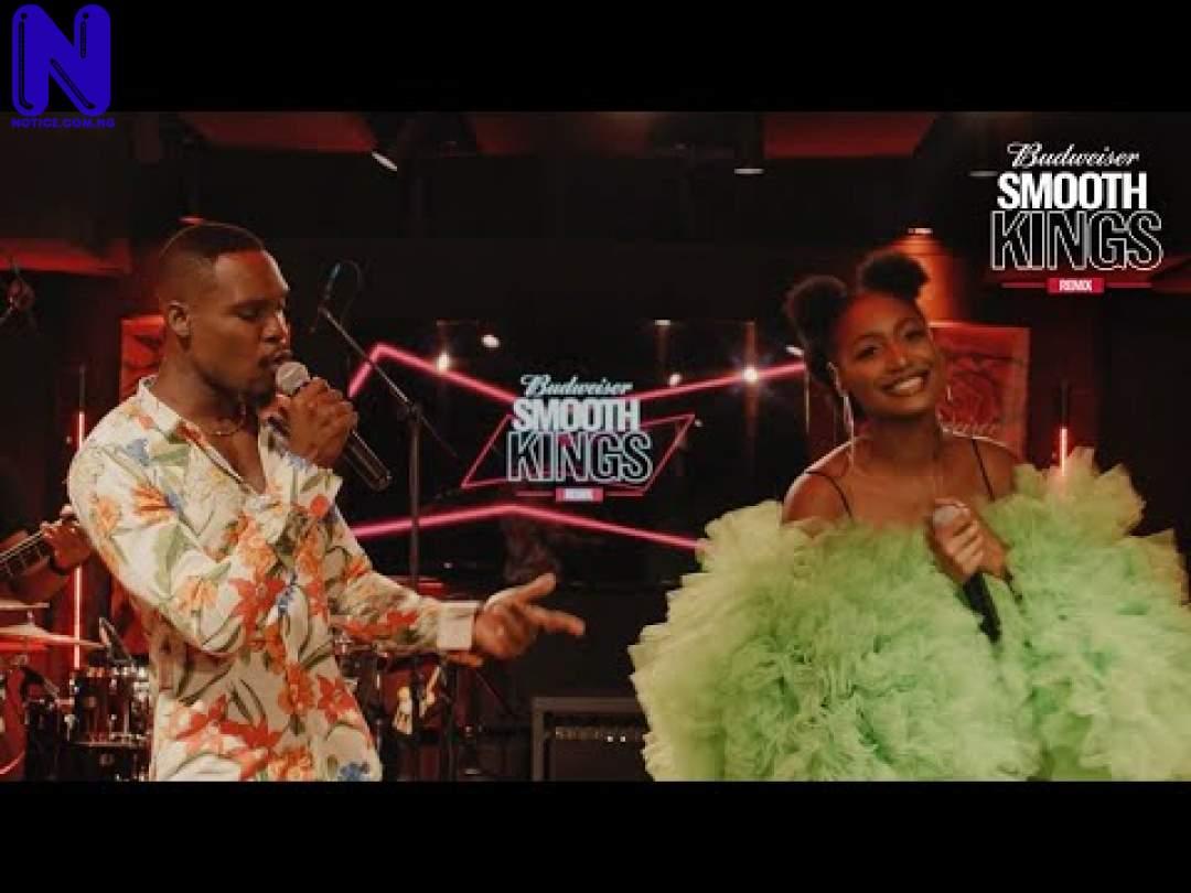 Download Music Mp3: Olufunmi Remix (Nonso Bassey ft Bella Alubo) - Season 1 - Episode 8 - Budweiser Smooth Kings Remix mp3 Download OLUFUNMI-REMIX-FEAT-NONSO-BASSEY-AND-BELLA-ALUBO-SEASON-1-EPISODE-8-BUDWEISER-SMOOTH-KINGS-REMIX