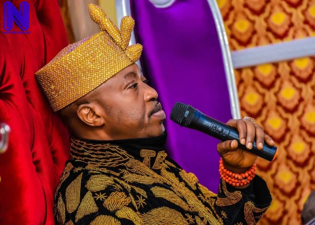 Oluwo of Iwo condemns idol-worshipping, ascribes kingship to God OLUWO-OF-IWO-OBA-ABDULRASHEED-ADEWALE-AKANBI105019