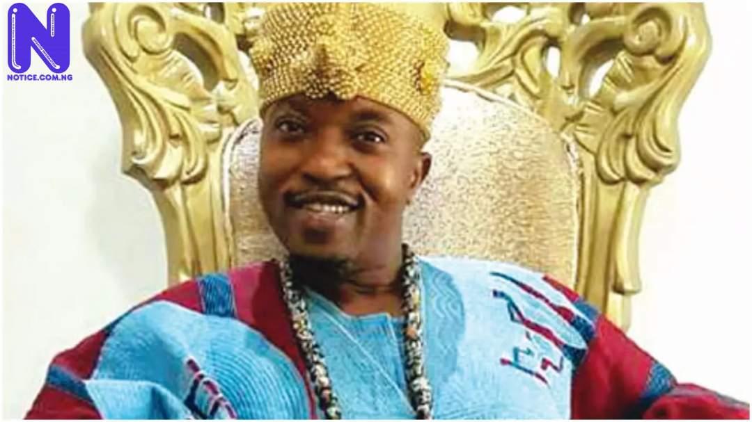 Oluwo denies searching for wife in public domain - Scam alert OLUWO-OF-IWO