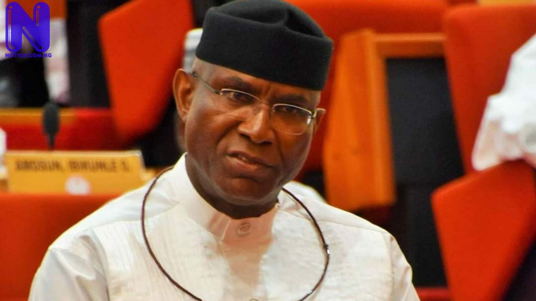 National Assembly to pass 2022 budget before Dec 16 – Omo-Agege OMO-AGEGE56943