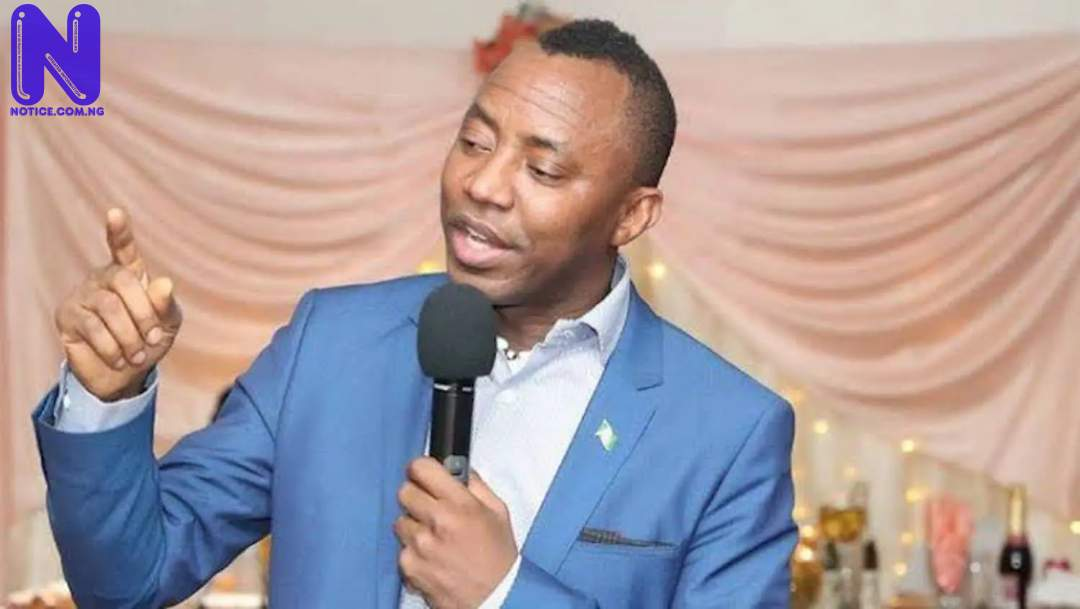 Sowore counters NANS, says planned protest holds - June 12 OMOYELE-SOWORE1