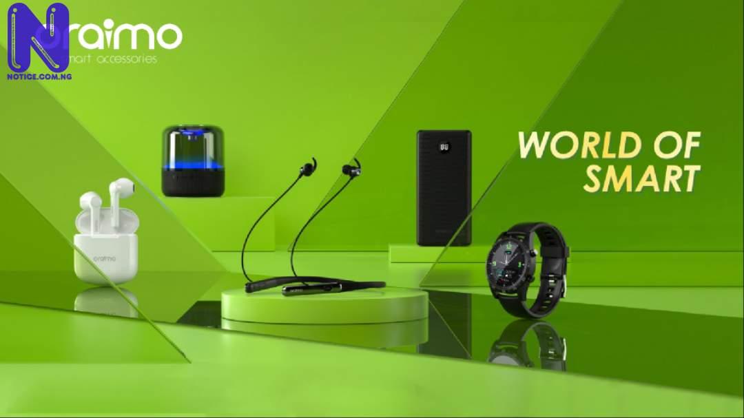 Not your regular smart accessory brand - Oraimo ORAIMO-IMG2499532