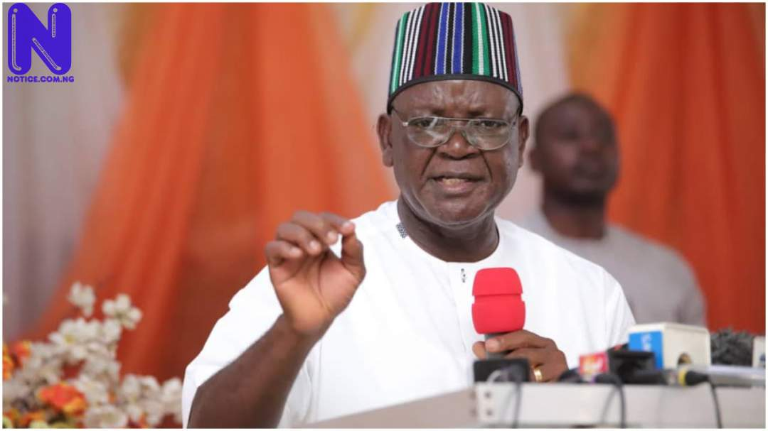 Flush out bandits from Northcentral too – Gov Ortom to Buhari ORTOM73758