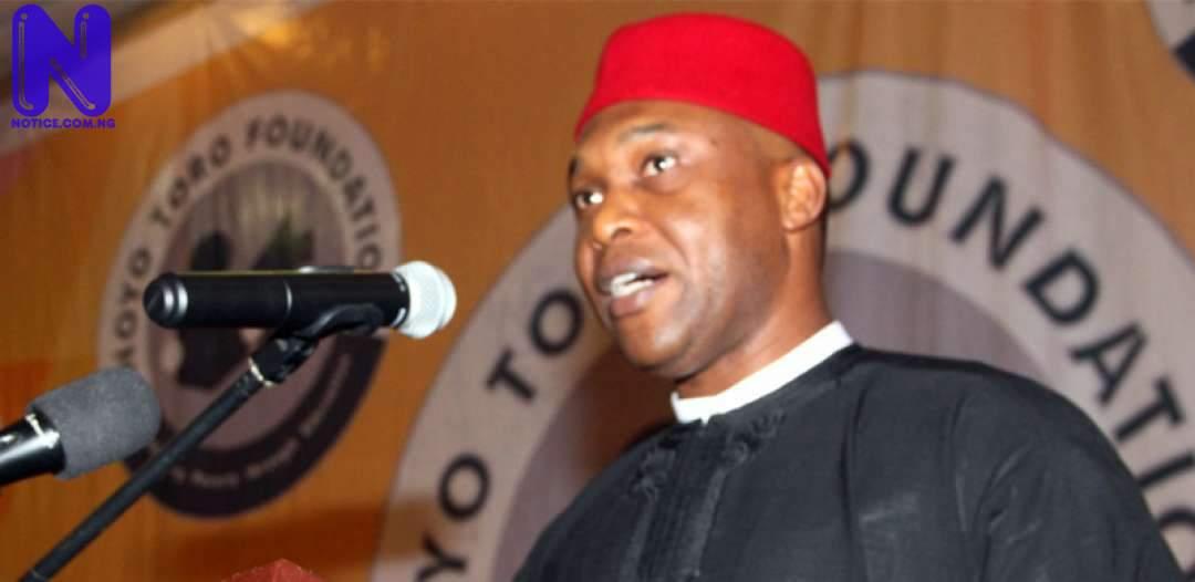 Nigeria has divided into two – Osita Chidoka OSITA-CHIDOKA
