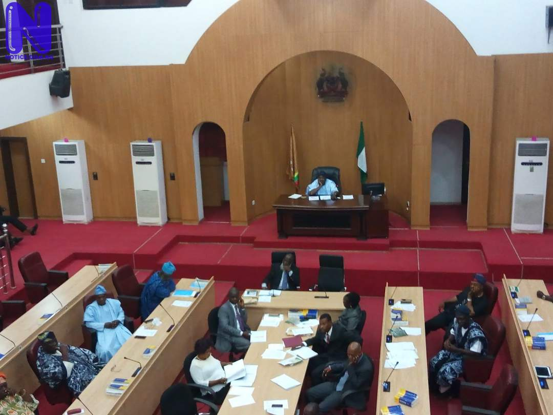 Osun assembly adopts report detailing financial fiscal strategy OSUN-STATE-HOUSE-OF-ASSEMBLY231827