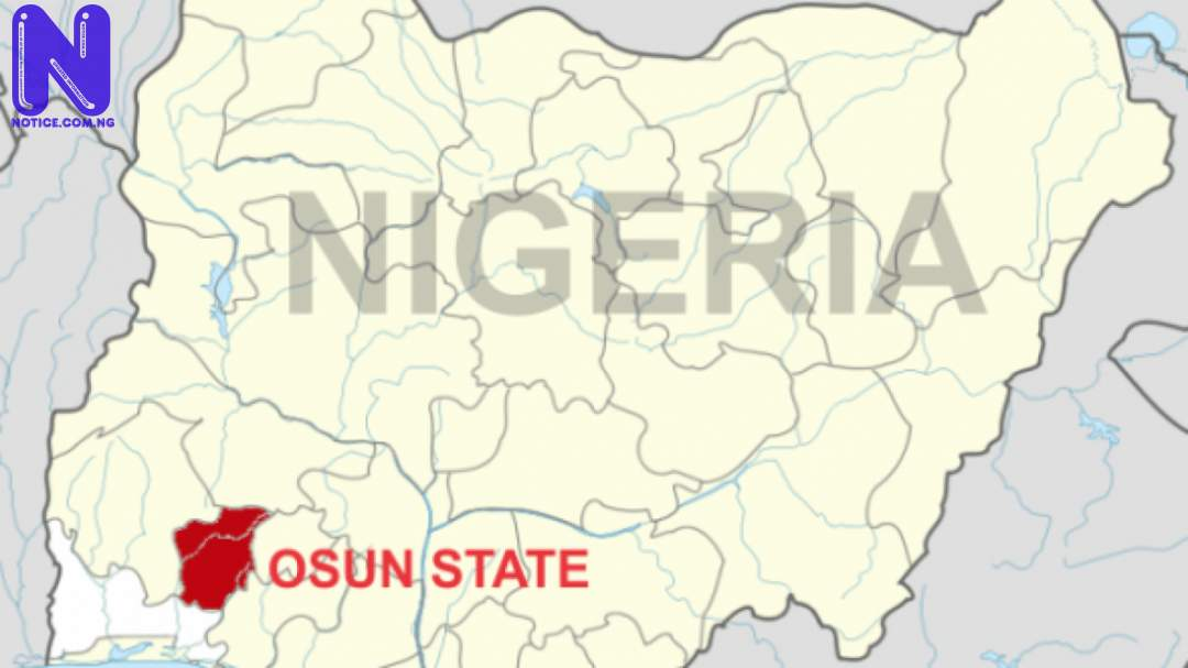 Youths knocks state Government over poor road network in Ede town - Osun OSUN233928