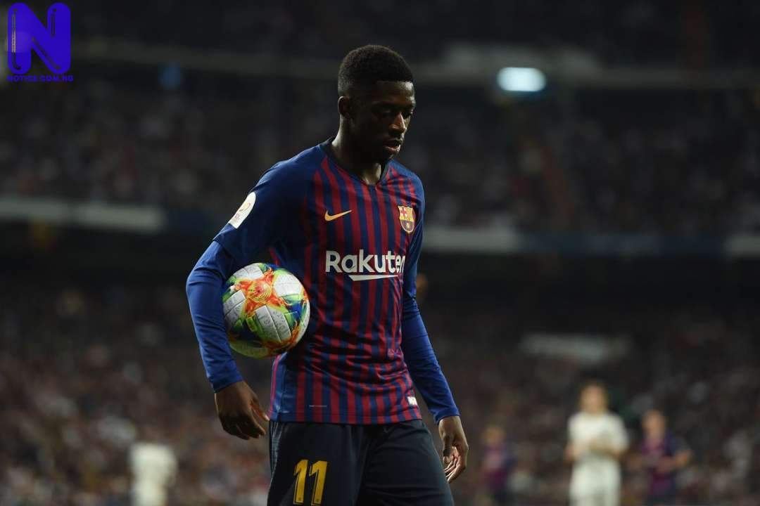 Barcelona president gives condition to sell Dembele OUSMANE-DEMBELE