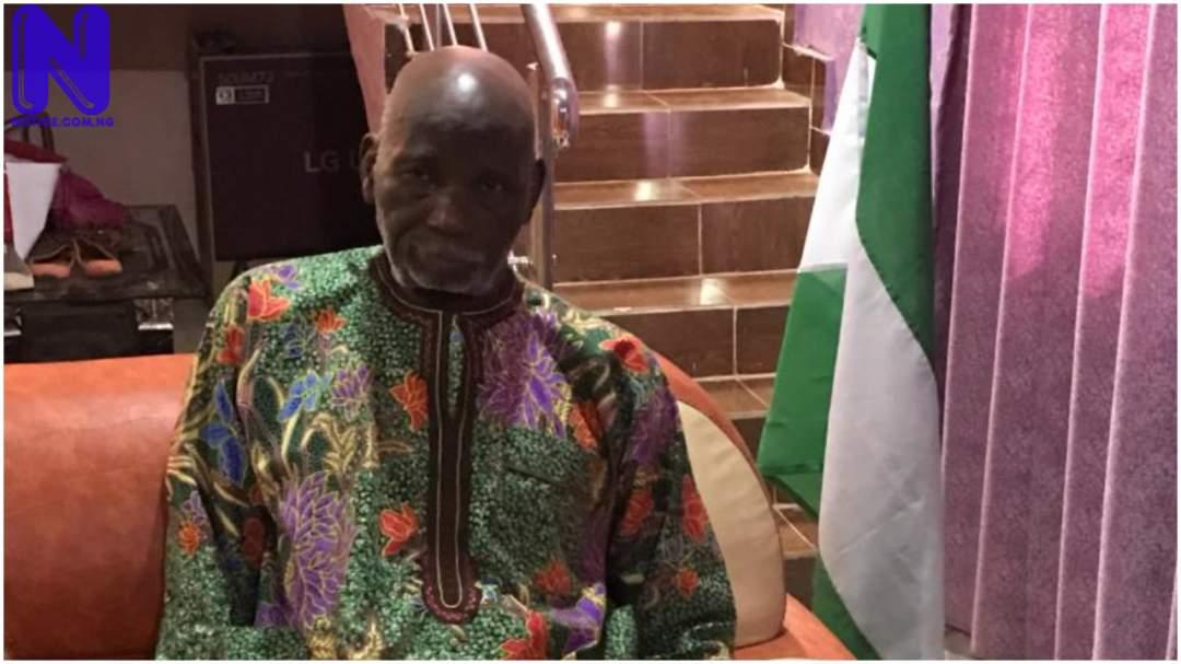 Nigeria will still be great despite challenges – Designer of National flag, Pa Akinkunmi PA-AKINKUNMI