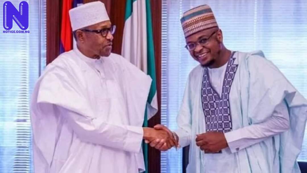 Why Buhari will not sack Pantami – Source - Al-Qaeda, Boko Haram PANTAMI-BUHARI
