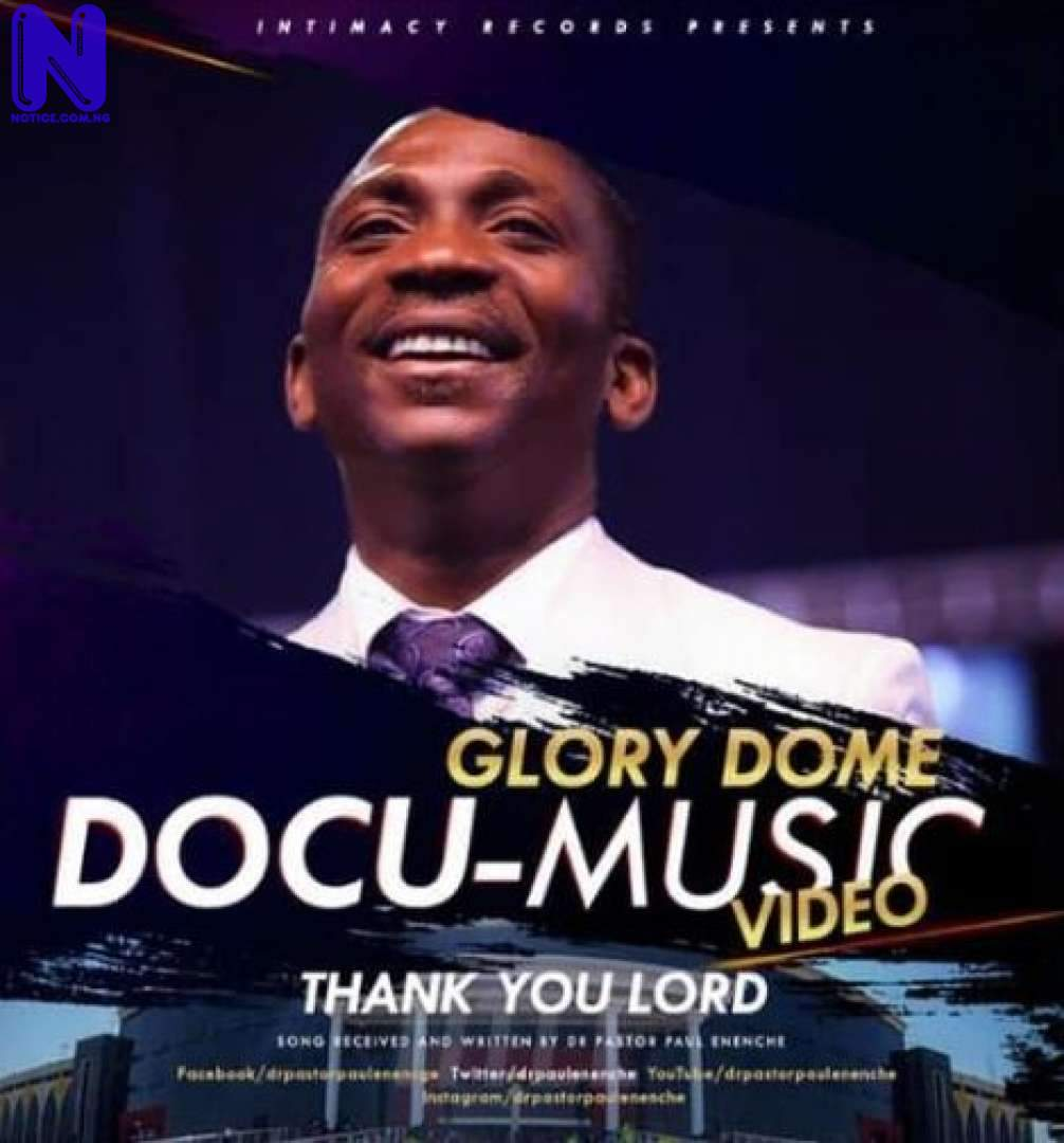 We have space occupiers as leaders in Nigeria – Pastor Enenche - Insecurity PAUL-ENENCHE