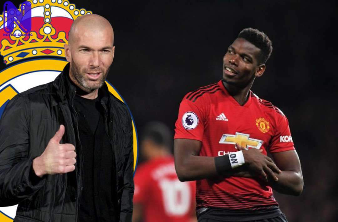 Pogba set to leave Manchester United - EPL PAUL-POGBA