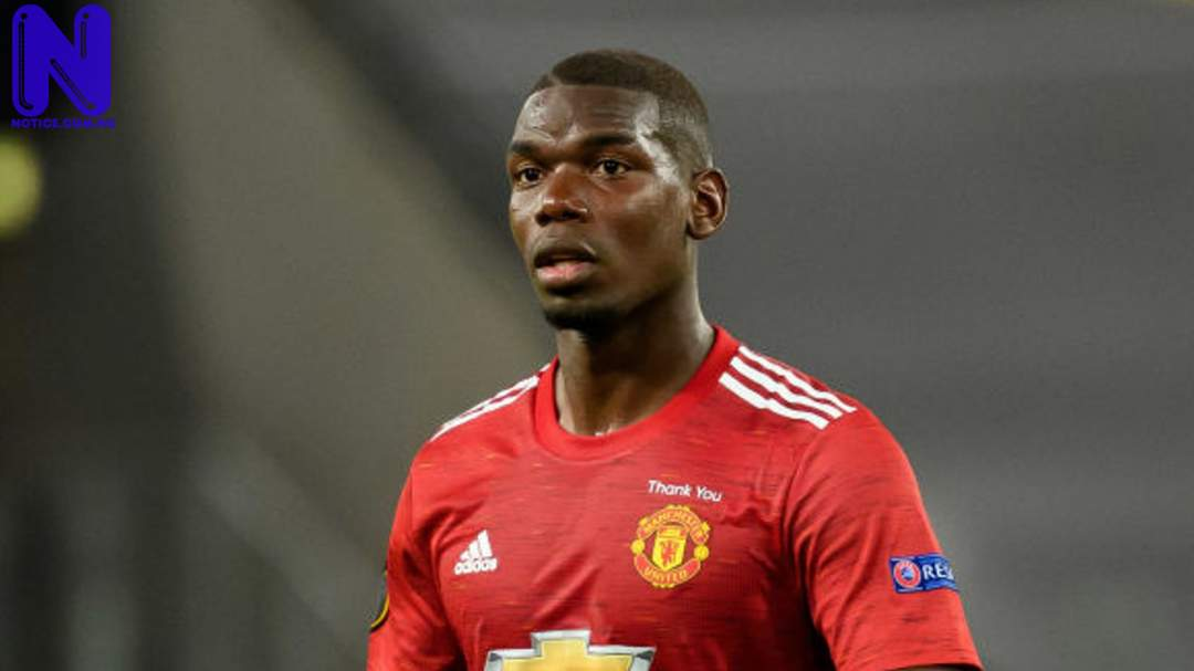 Pogba's agent hints he might leave Man Utd for Juventus - EPL PAUL-POGBA115085