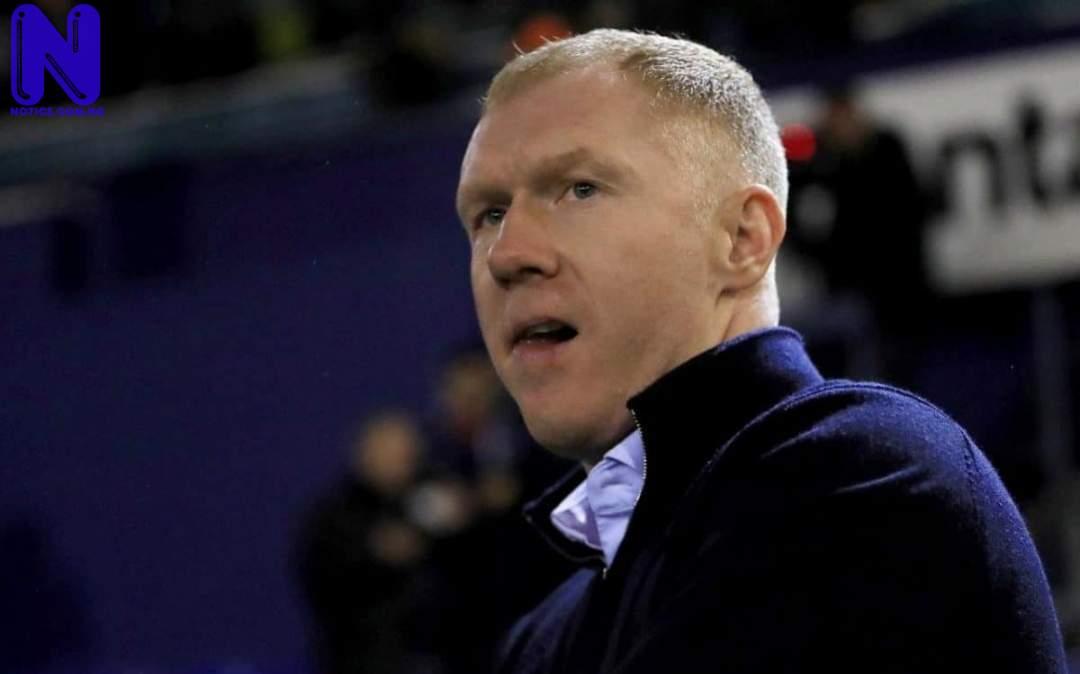 Paul Scholes criticizes Solskjaer after Man Utd's defeat to Young Boys - Champions League PAUL-SCHOLES38403