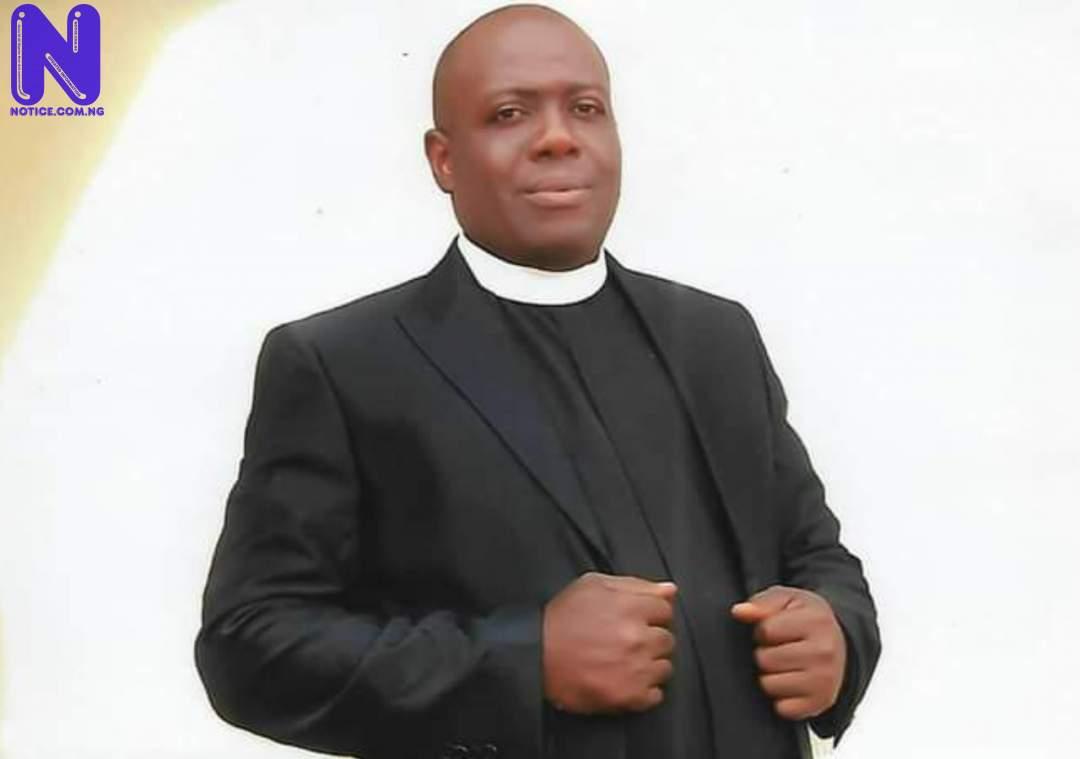 Unknown gunmen kill Anglican priest in Imo PCKBZNRK77491