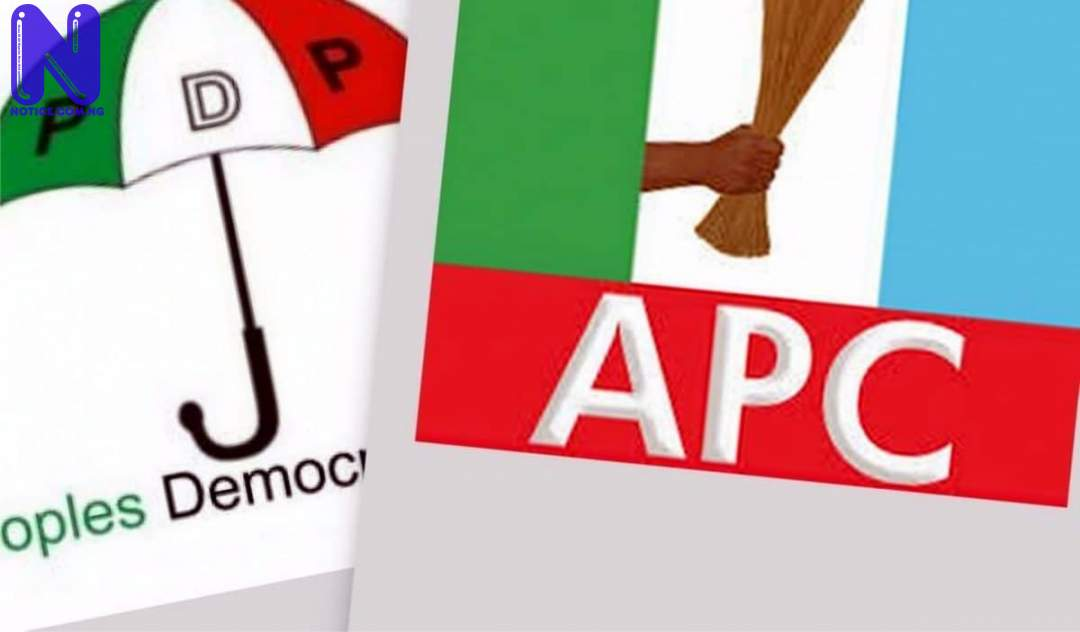 Prepare your handover note, Nigerian People want you out of Government quickly – PDP to APC PDP-APC-LOGO34675
