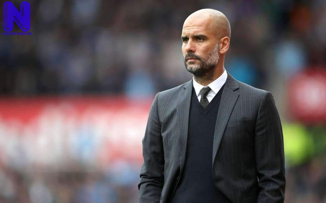 Guardiola reveals what he told Man City players during half-time of PSG win - UCL PEP-GUARDIOLA-W