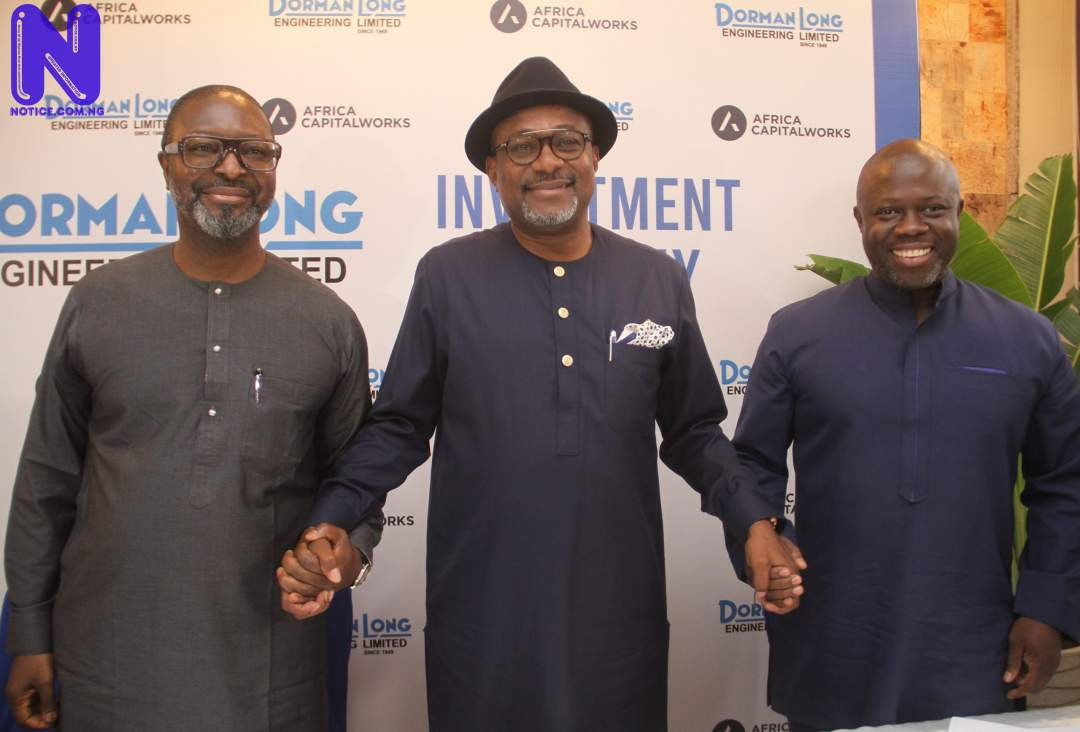 Africa Capitalworks invests in leading Nigerian engineering services provider, Dorman Long PICTURE-2-DLE-INVESTMENT-SCALED446846