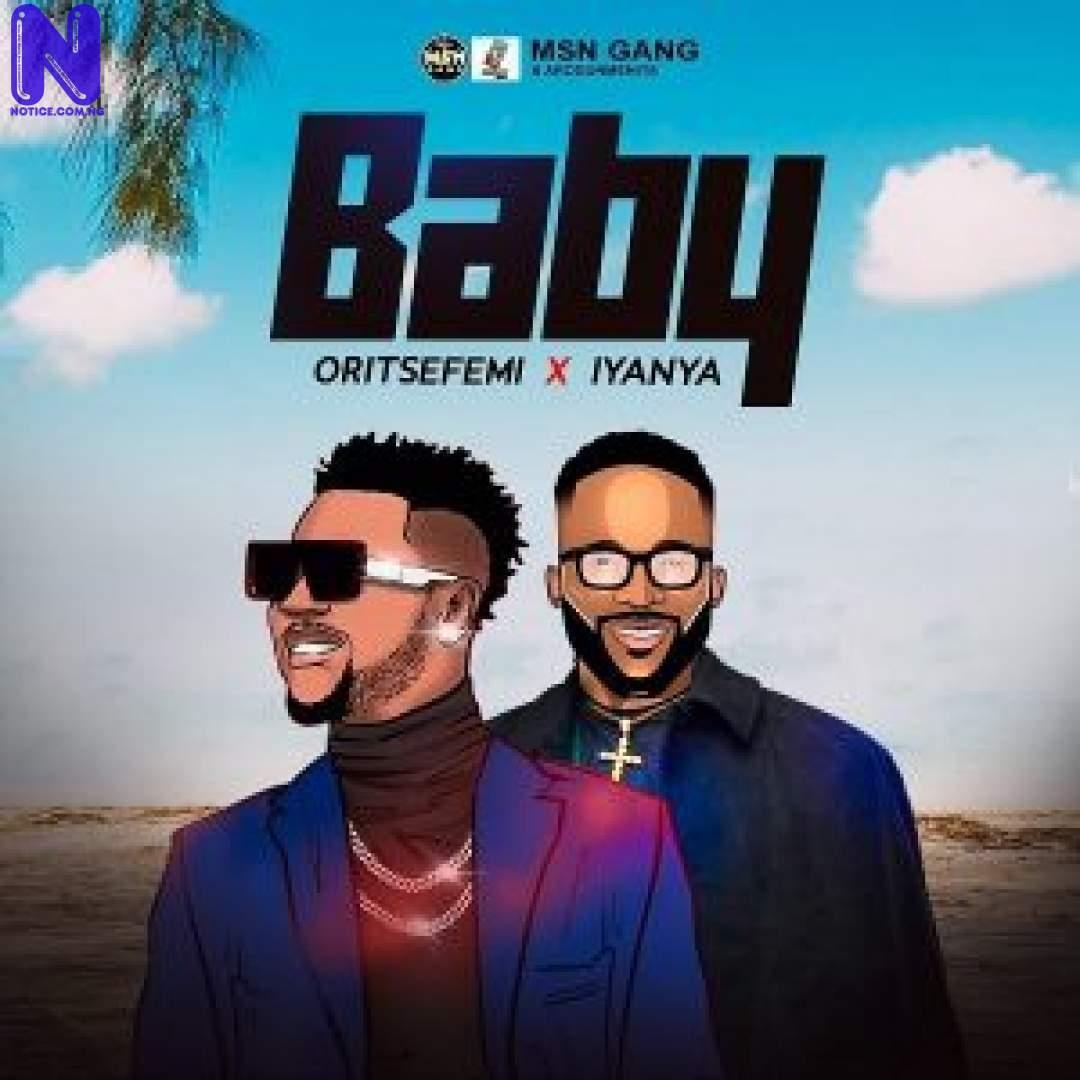 Download Music Mp3: Oritse Femi Ft Iyanya - Baby PIX1-1-300X300