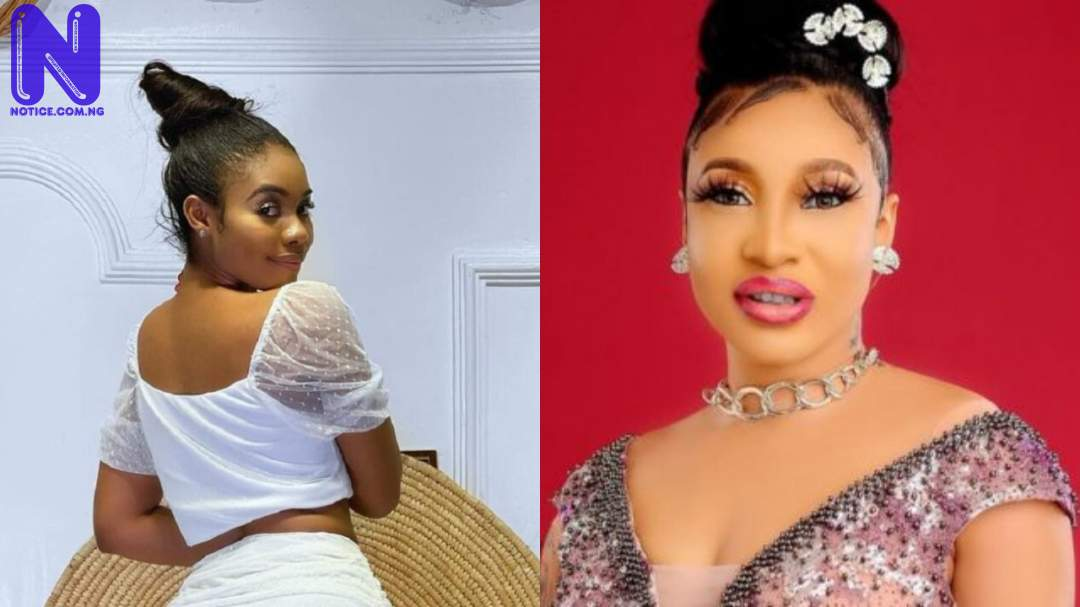 Release the sex tapes, I never called to beg you – Jane Mena dares Tonto Dikeh PJIMAGE-16146698