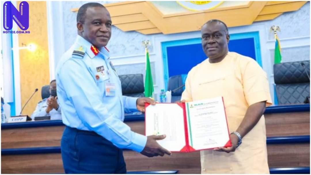 Again, ISO certifies Nigerian Air Force Hospital, Ikeja PJIMAGE-33160626