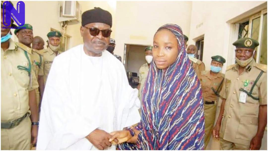 Kano teenager who killed husband released on state pardon - Forced marriage PJIMAGE-67117063