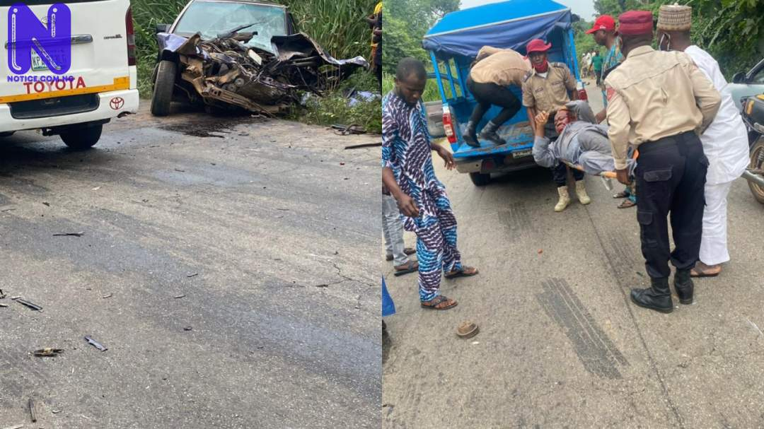 Five escape death in Osun road traffic crash PJIMAGE-73345893