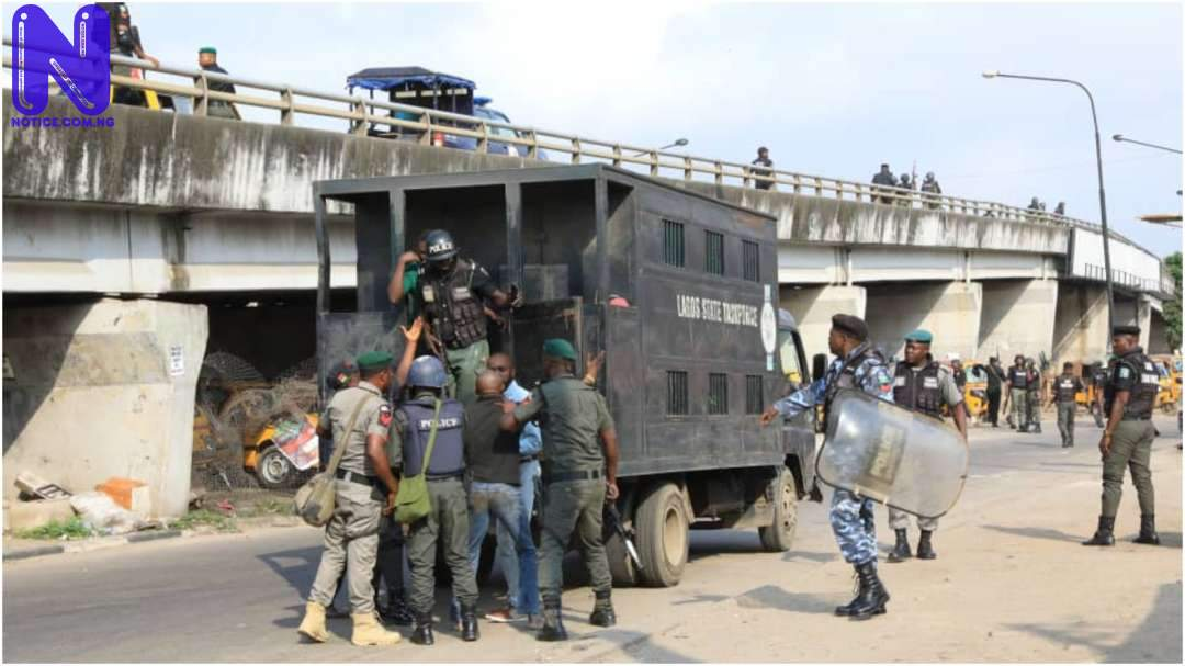 Police arrest two rival cult leaders, recover arms in Delta community POLICE-ARREST