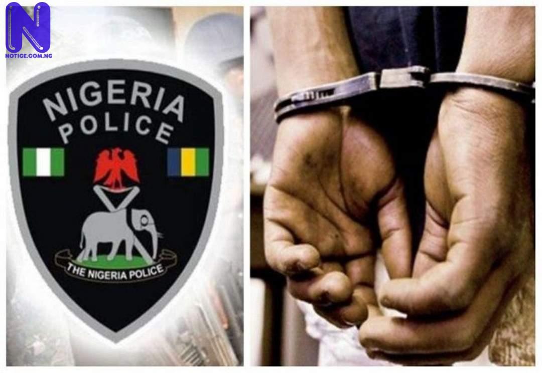Police arrest 24year old Okada passenger with gun in Delta POLICE-ARREST97903