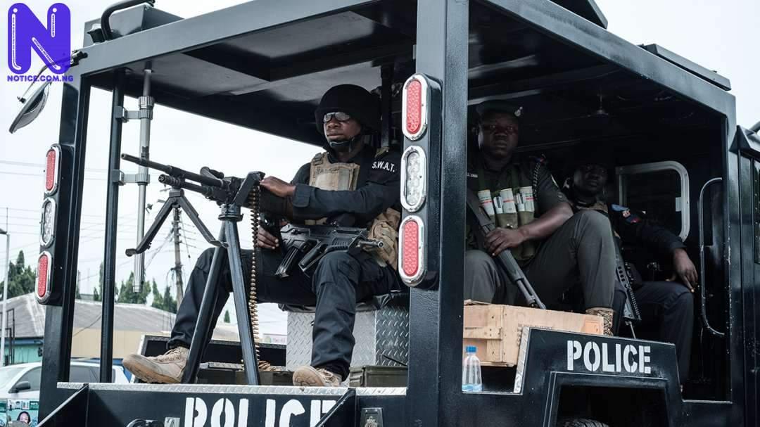 Police eliminate kidnappers on military uniform terrorizing Kogi POLICE-RAID