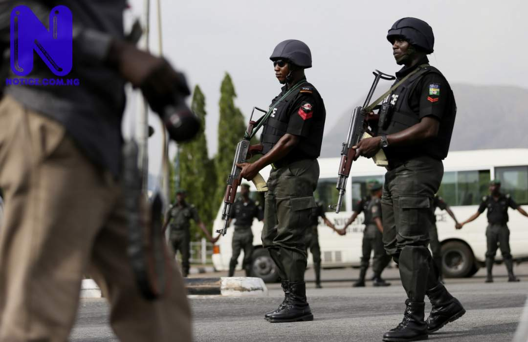 Police react to 'Boko Haram reported attacks' in Abuja POLICE