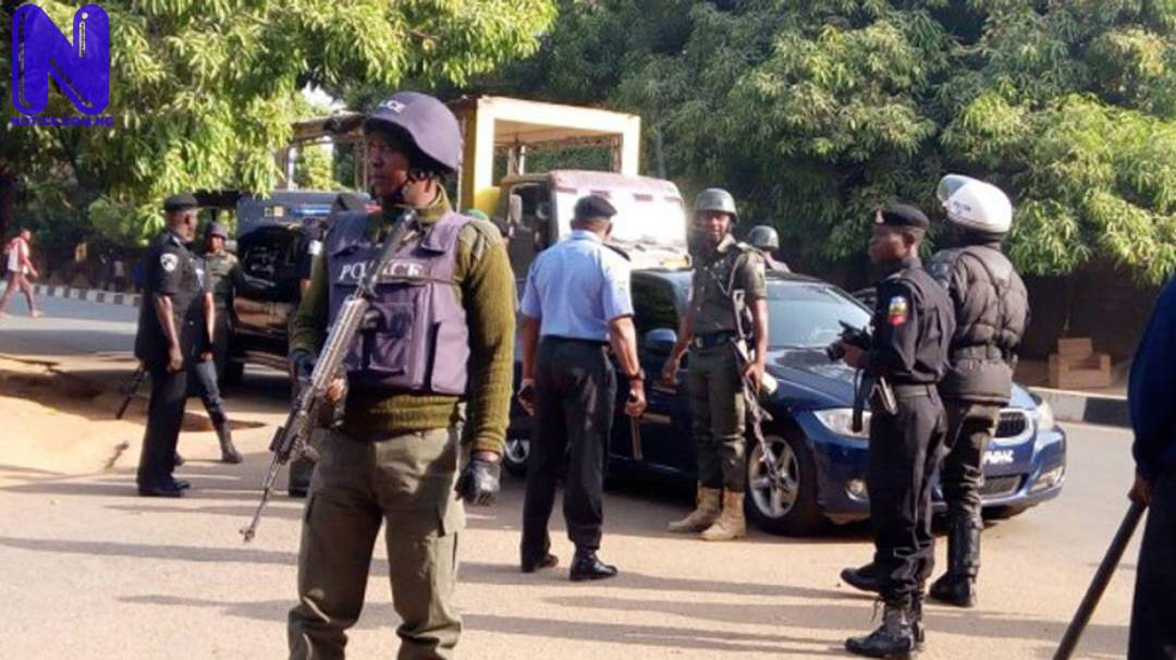 Police arrest 64 suspects, others in Delta POLICE201956