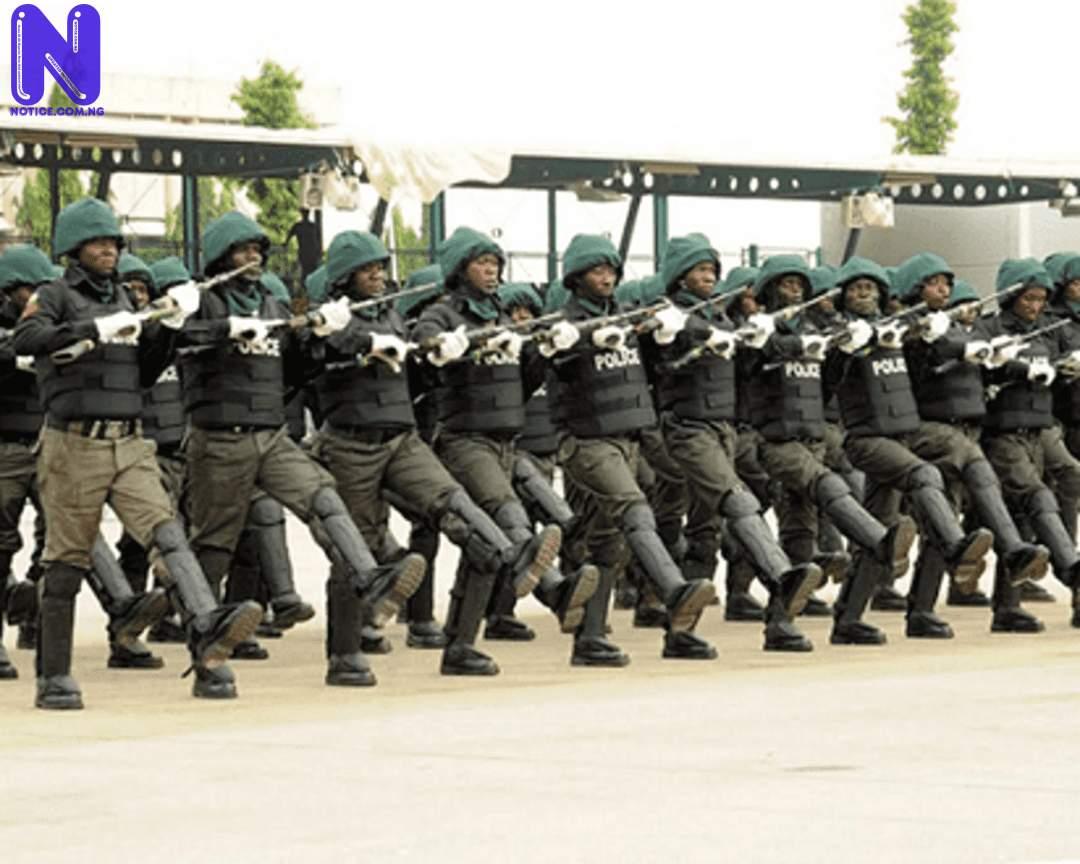Police deploys SWAT, other tactical squads - Ogun LG polls POLICE313279
