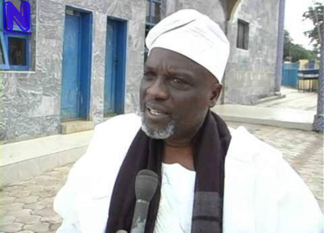 Stop endangering lives of our soldiers, give them necessary equipment – UI Chief Imam tells FG - Boko Haram PORD0TYT153071