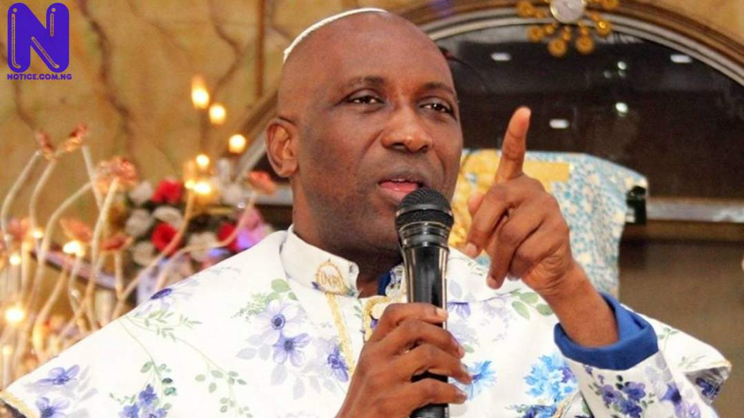 Primate Ayodele reveals election outcome in fresh prophecy - Anambra guber PRIMATE-AYODELE-ODINCEBLOG84888