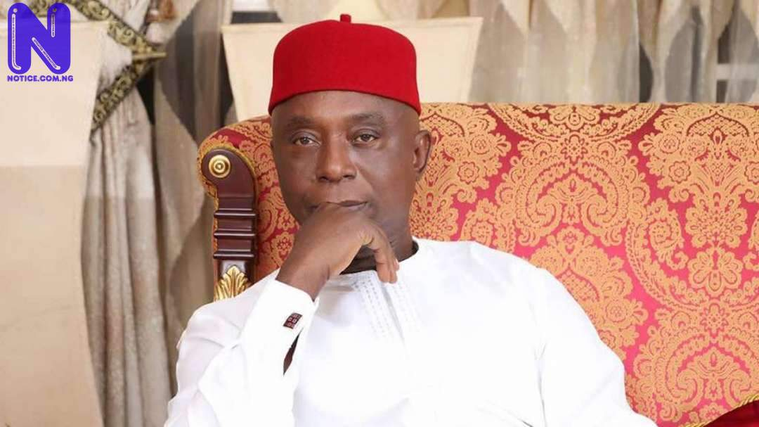 You are not entitled to N2b compensation over EFCC detention – Court tells Ned Nwoko PRINCE-NED-NWOKO