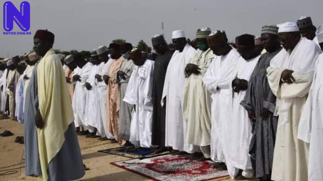 Damaturu Emirate hold prayers, beg for divine intervention as drought looms PSXPBLBO