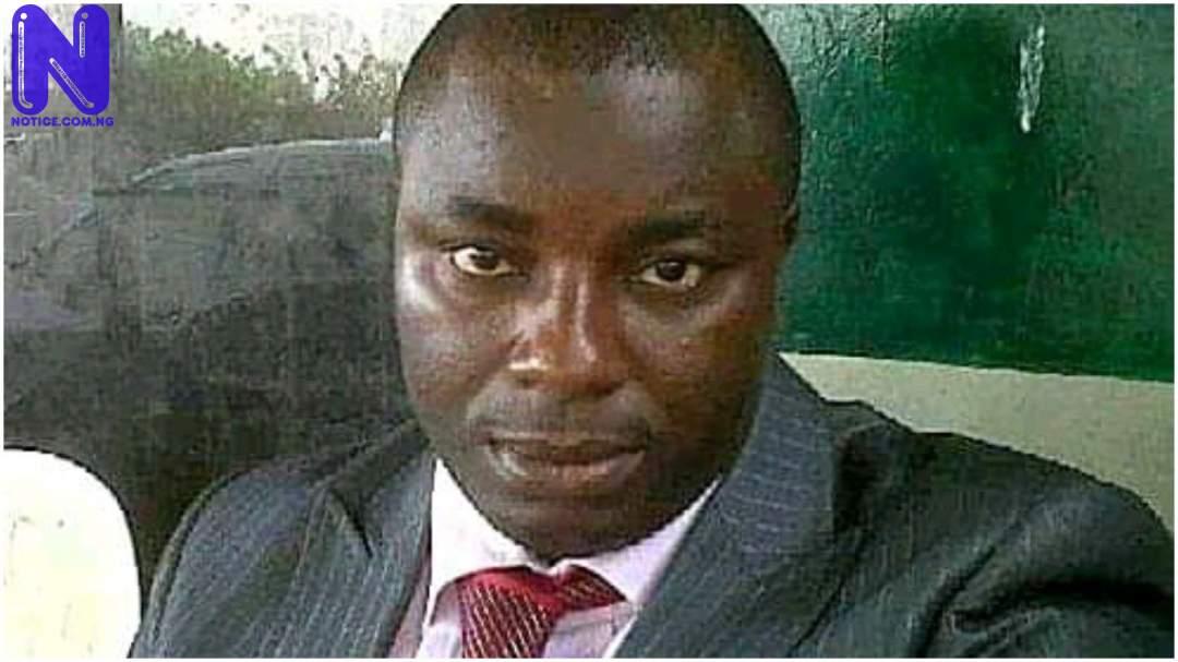 Nigerian journalist, Najeem Raheem dies weeks after losing parents QP0YI3RN