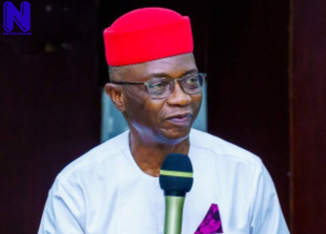 Imo Deputy Governor, Placid Njoku clears air on resignation R1AF0QXY