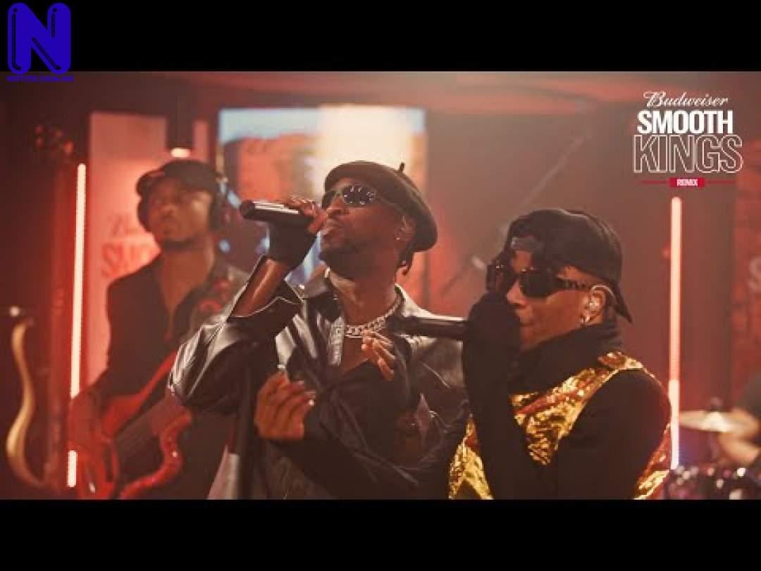 Download Music Mp3: Raise Da Roof Remix (Orezi ft Oxlade) - Season 1 - Episode 2 - Budweiser Smooth Kings Remix mp3 Download RAISE-DA-ROOF-REMIX-FEAT-OREZI-AND-OXLADE-SEASON-1-EPISODE-2-BUDWEISER-SMOOTH-KINGS-REMIX