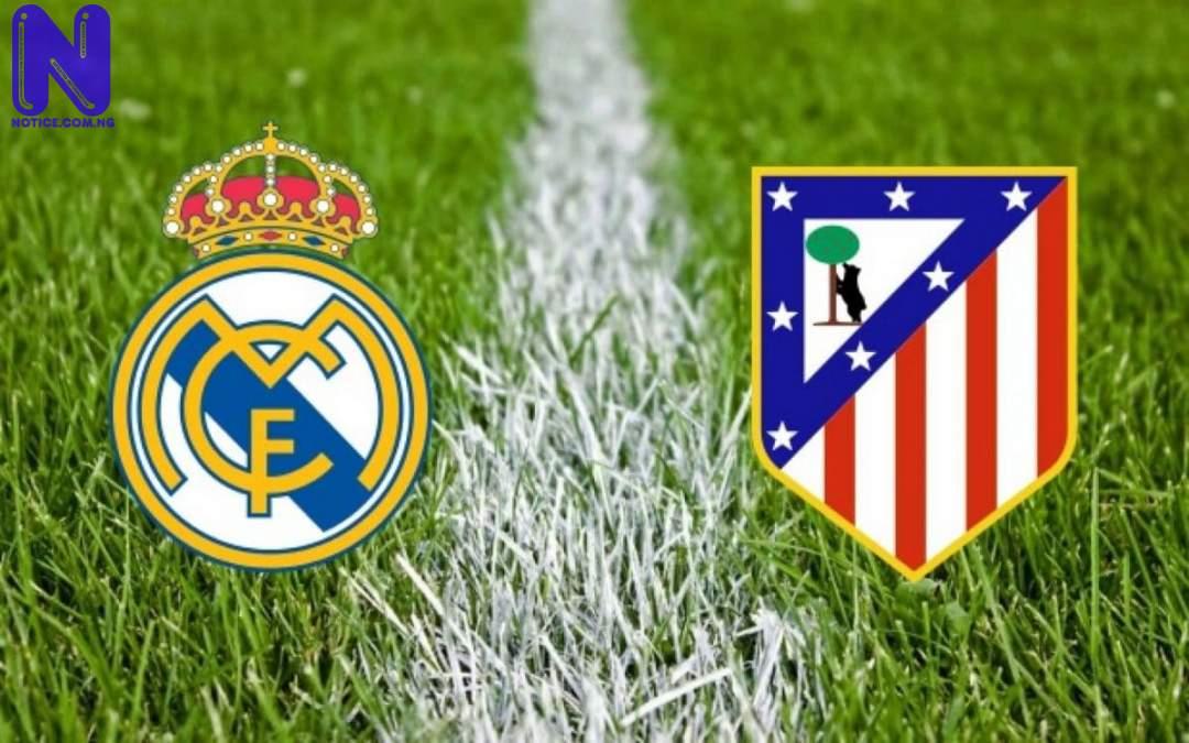 Real Madrid, Atletico matches postponed - LaLiga REAL-MADRID-VS-ATLETICO-MADRID132764