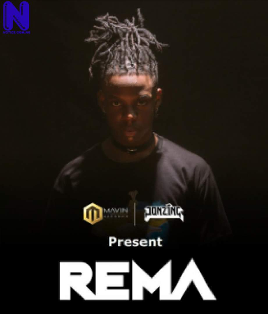 Download Music Mp3: Rema – Dumebi REMA-DUMEBI-256X300
