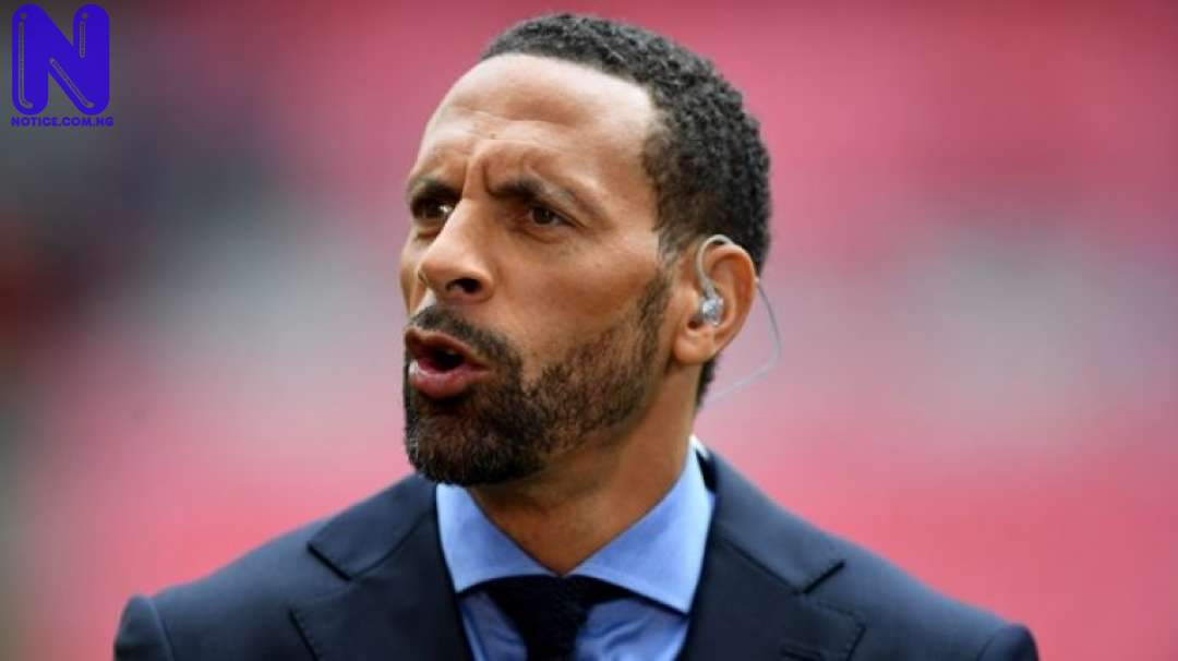 Rio Ferdinand names 'best player' in the world after Man City 2-0 win over PSG - UCL RIO-FERDINAND