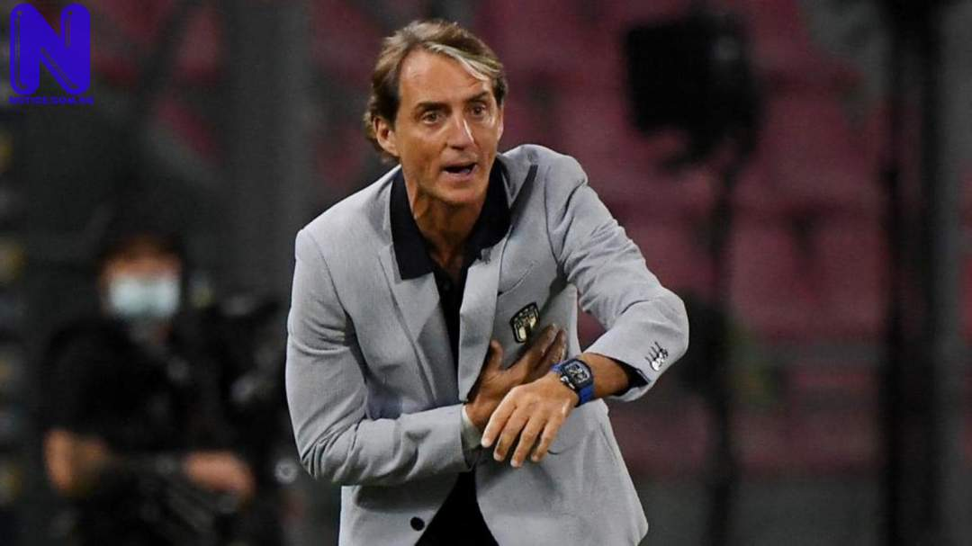 Roberto Mancini snubs Italy, names country to win tournament - Euro 2020 ROBERTO-MANCINI