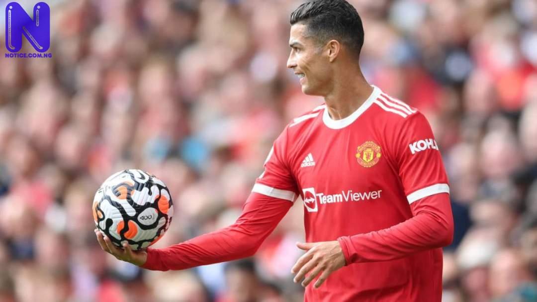 Cristiano Ronaldo set to break EPL record - Man Utd versus Aston Villa RONALDO-171847