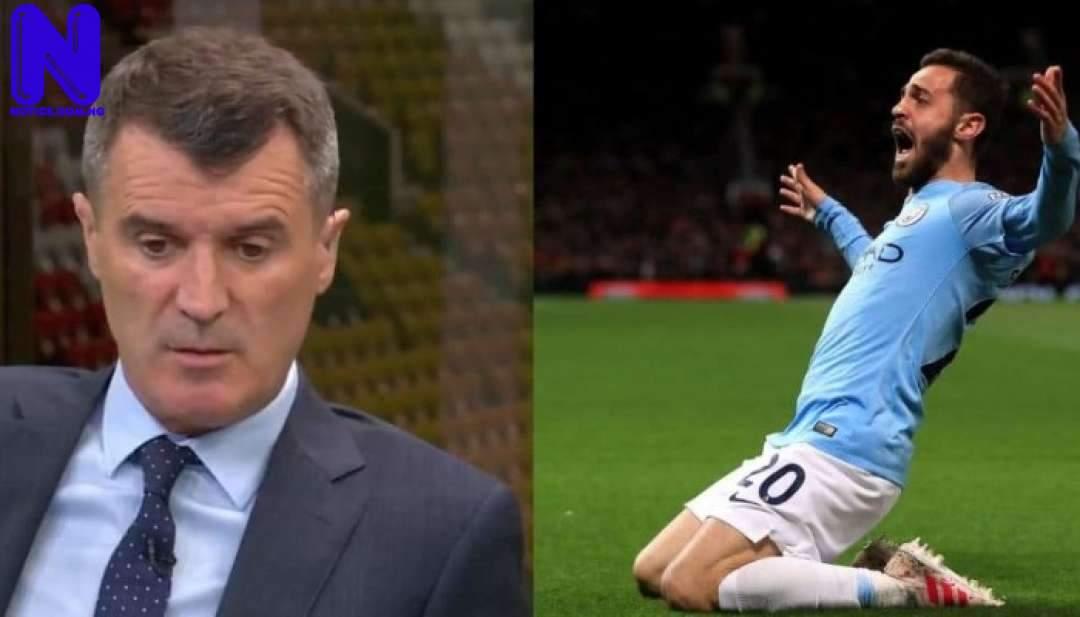Roy Keane slams Son, referee over Cavani's disallowed goal - Tottenham versus Man United ROY-KEANE
