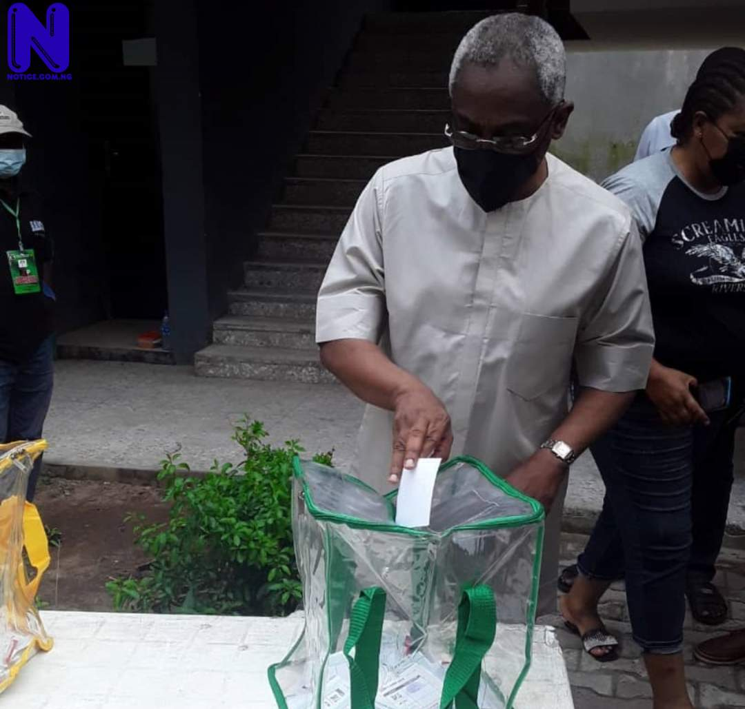 Turnout was poor, card reader malfunctioned – Gbajabiamila - Lagos LG election RQAEJYQ0235561